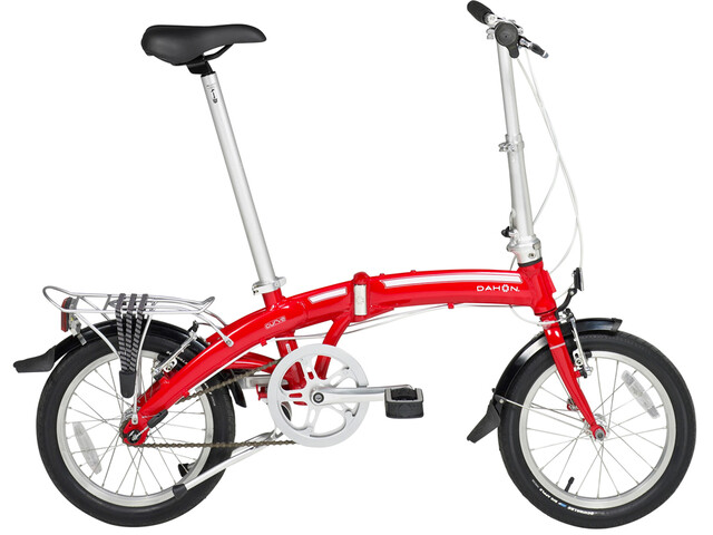 DAHON Curve 3-Gang fire-red
